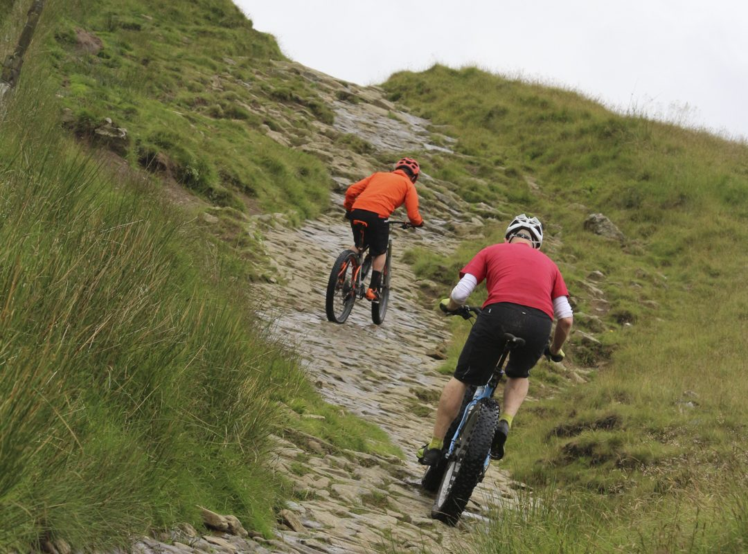 right of way climber or descender trail climbing etiquette