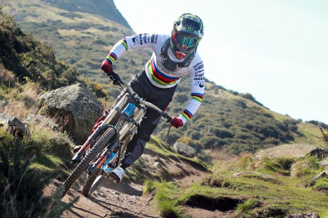 Dany Hart - Fort William World Cup 2017