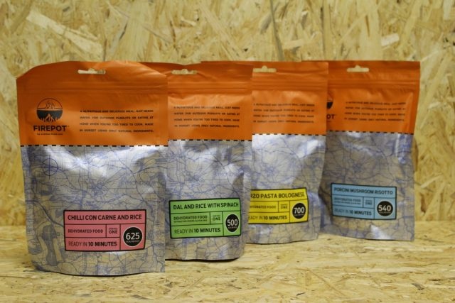 Dried food outdoorfood