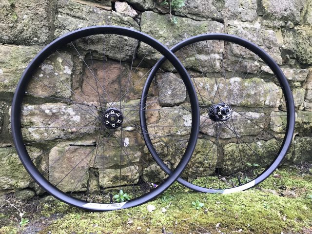 ibis cycles 738 wheels 27.5in wide tubeless