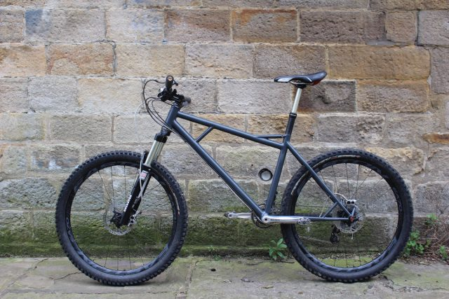 dos cycles in motion steel colombus zona hardtail