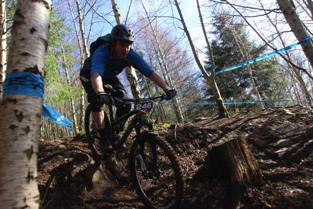 Tweedlove Whyte Vallelujah Enduro: Race Report