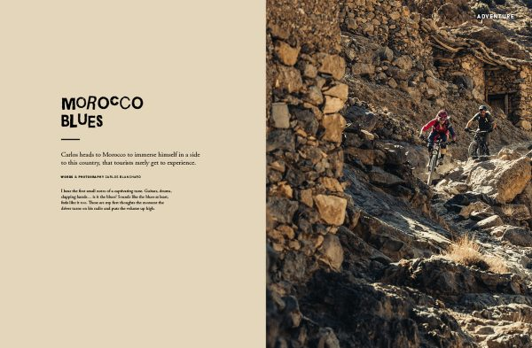 issue 112, morocco blues, opener