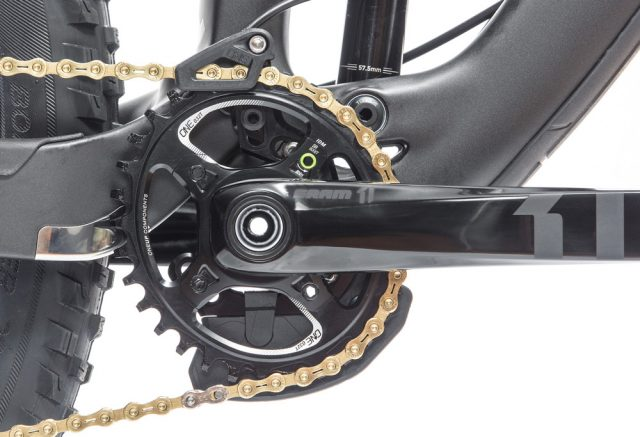 oneup chainring components oval narrow wide