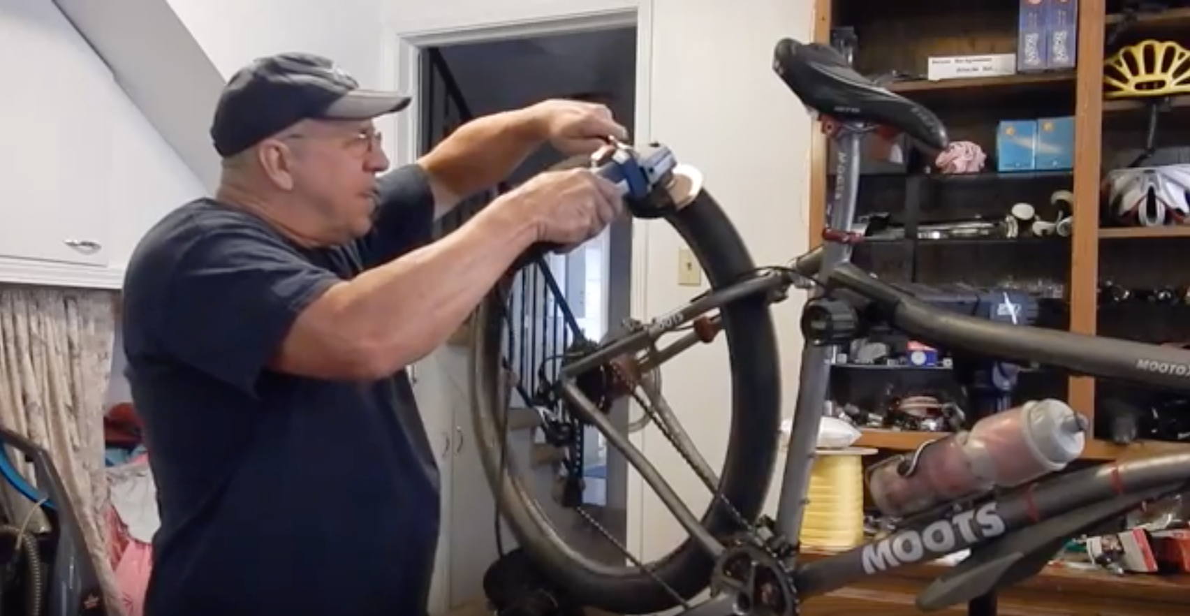 Extreme Bike Maintenance