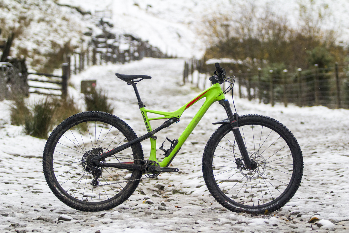 Want a more comfortable and capable XC bike? Don't choose the Epic - get a Camber instead.