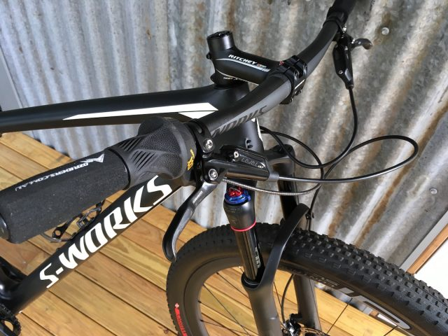 specialized epic hardtail carbon sworks andy blair xc race