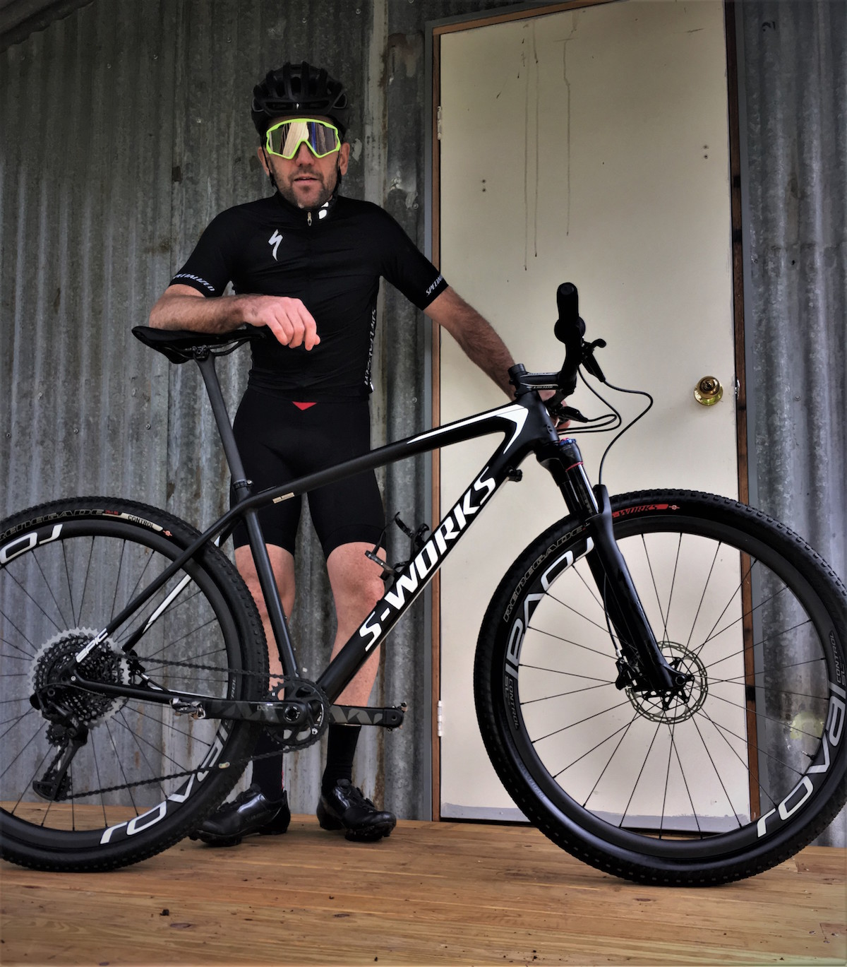Bike Check: 7 8kg Specialized S-Works Epic Hardtail