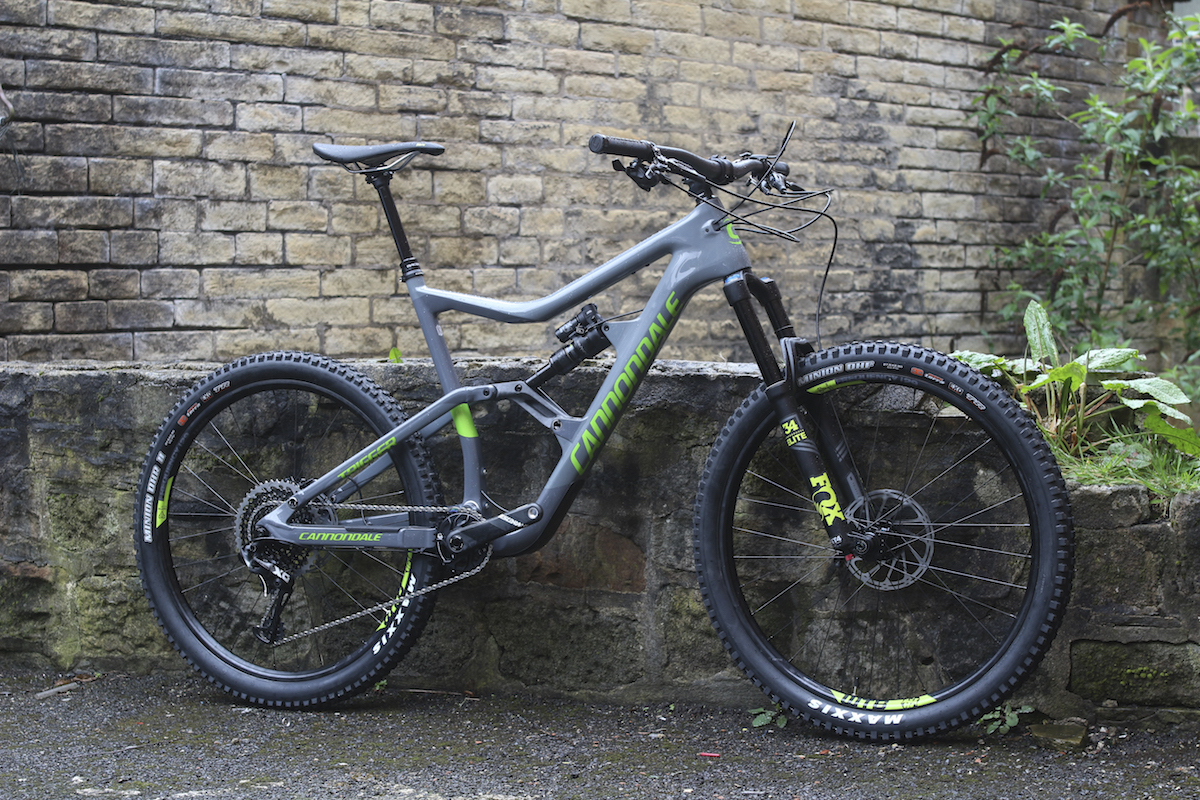 9f542357267 First Look: The 2018 Cannondale Trigger - Singletrack Magazine