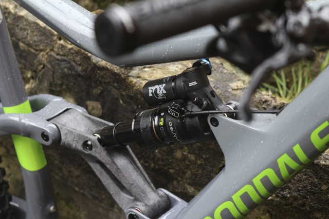 cannondale trigger full suspension 27.5 mountain bike
