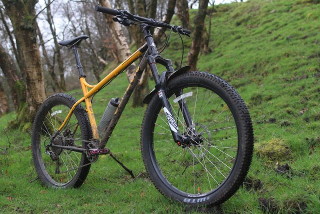 genesis tarn steel plus 27.5+