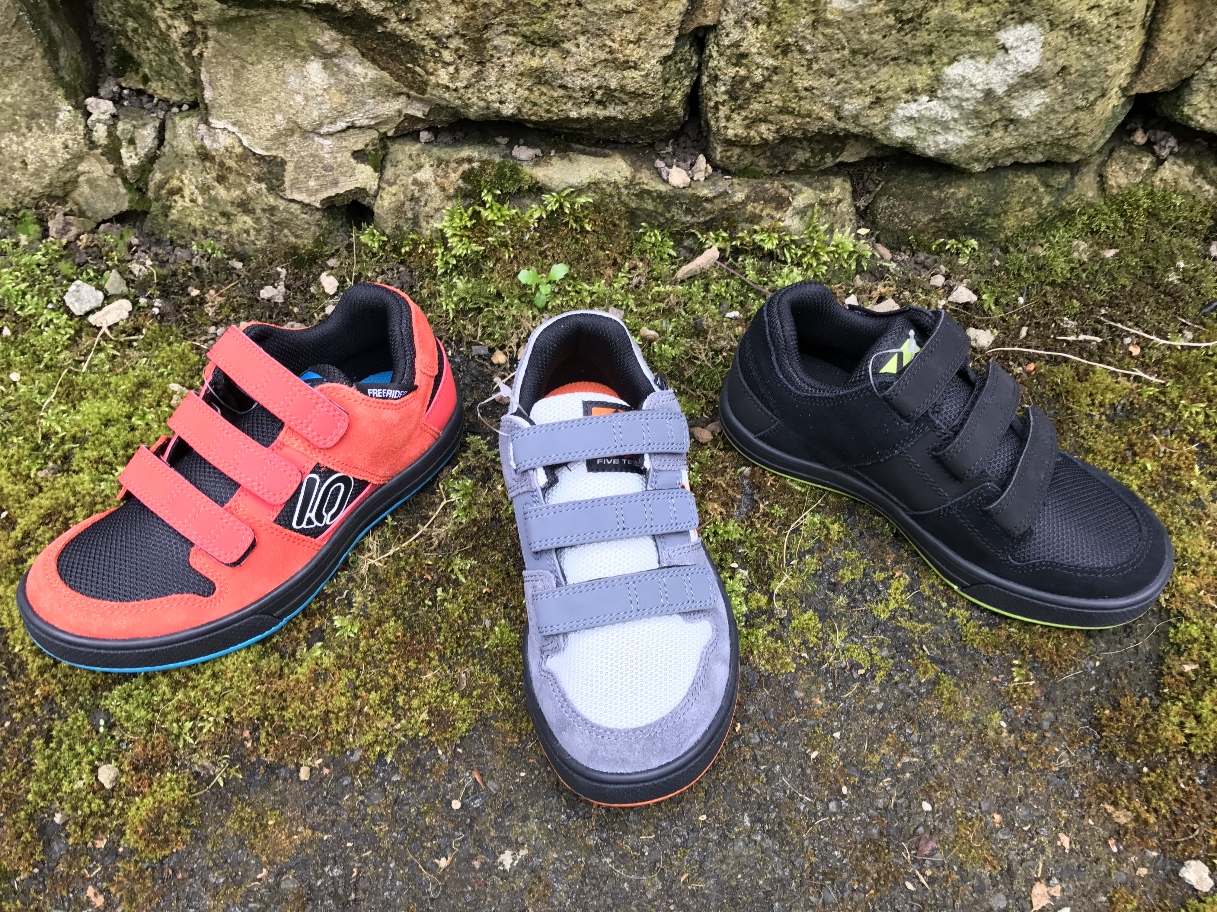 Five Ten Launch New Shoes For Kids