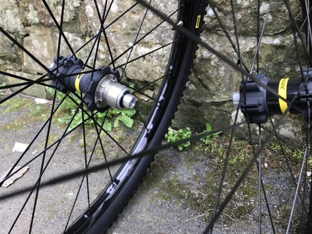 Mavic Wheels FGF