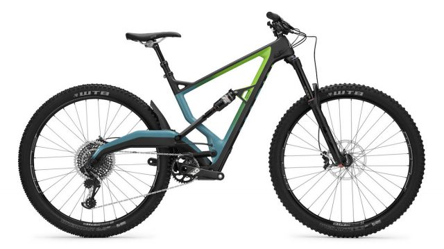 marin wolf ridge full suspension r3act naild carbon trail bike