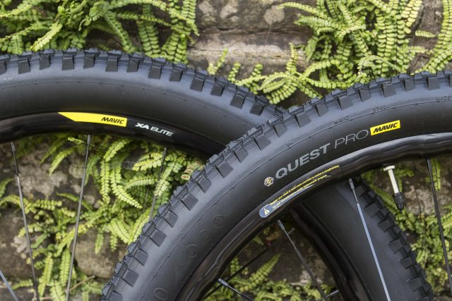 mavic xa pro carbon elite tubeless wheels