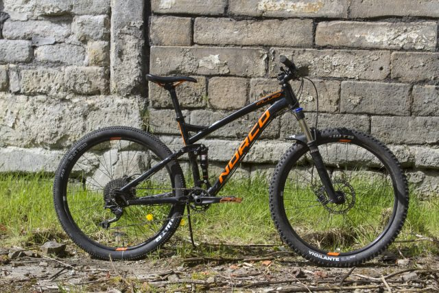 norco fluid 7.3 full suspension antony