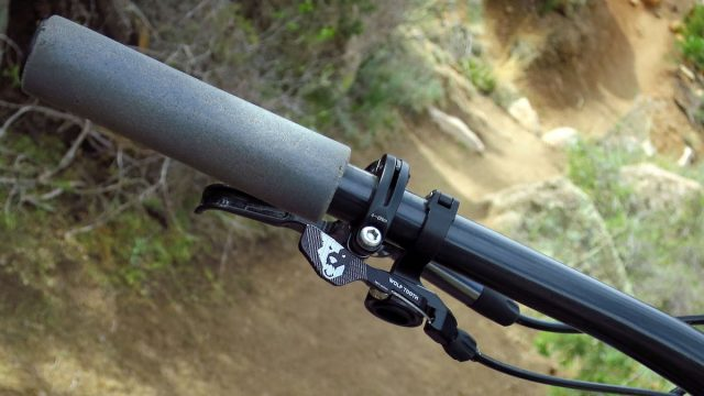 wolf tooth components remote dropper post lever