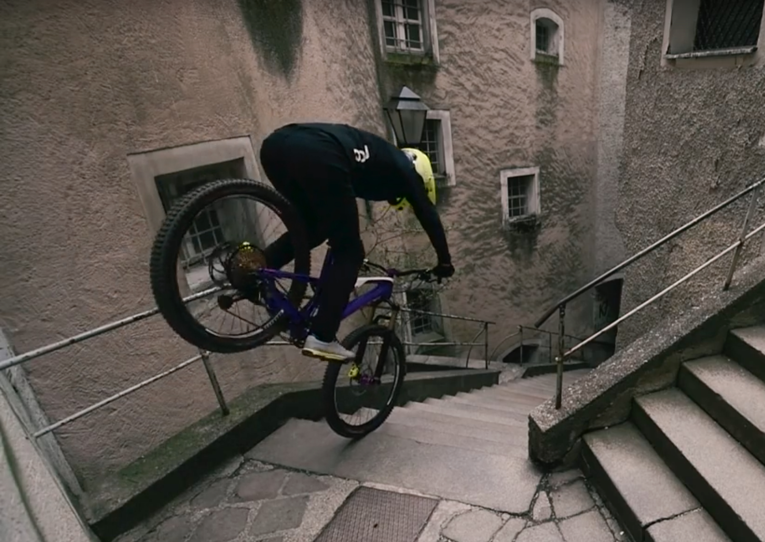 Fabio Wibmer - Urban Freeride Lives