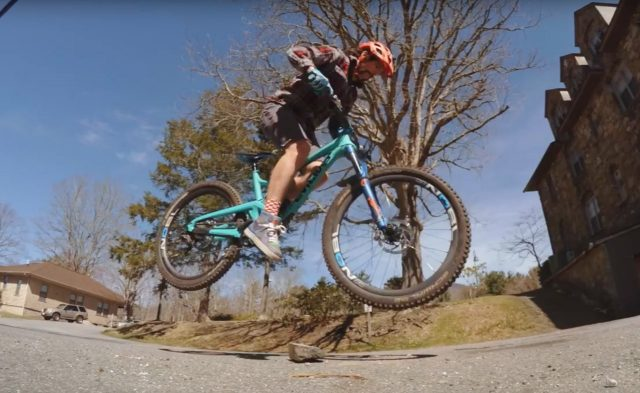 Skills with Phil - 8 mtb tricks you can learn anywhere
