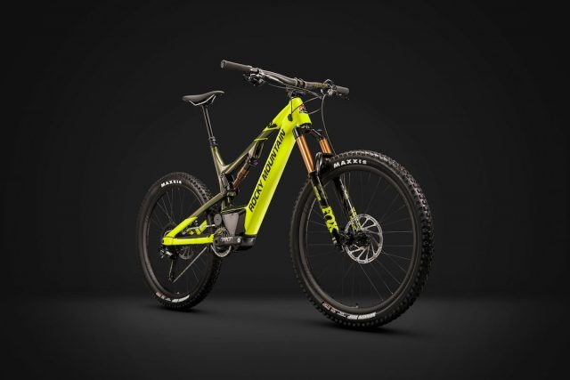 rocky mountain powerplay ebike emtb