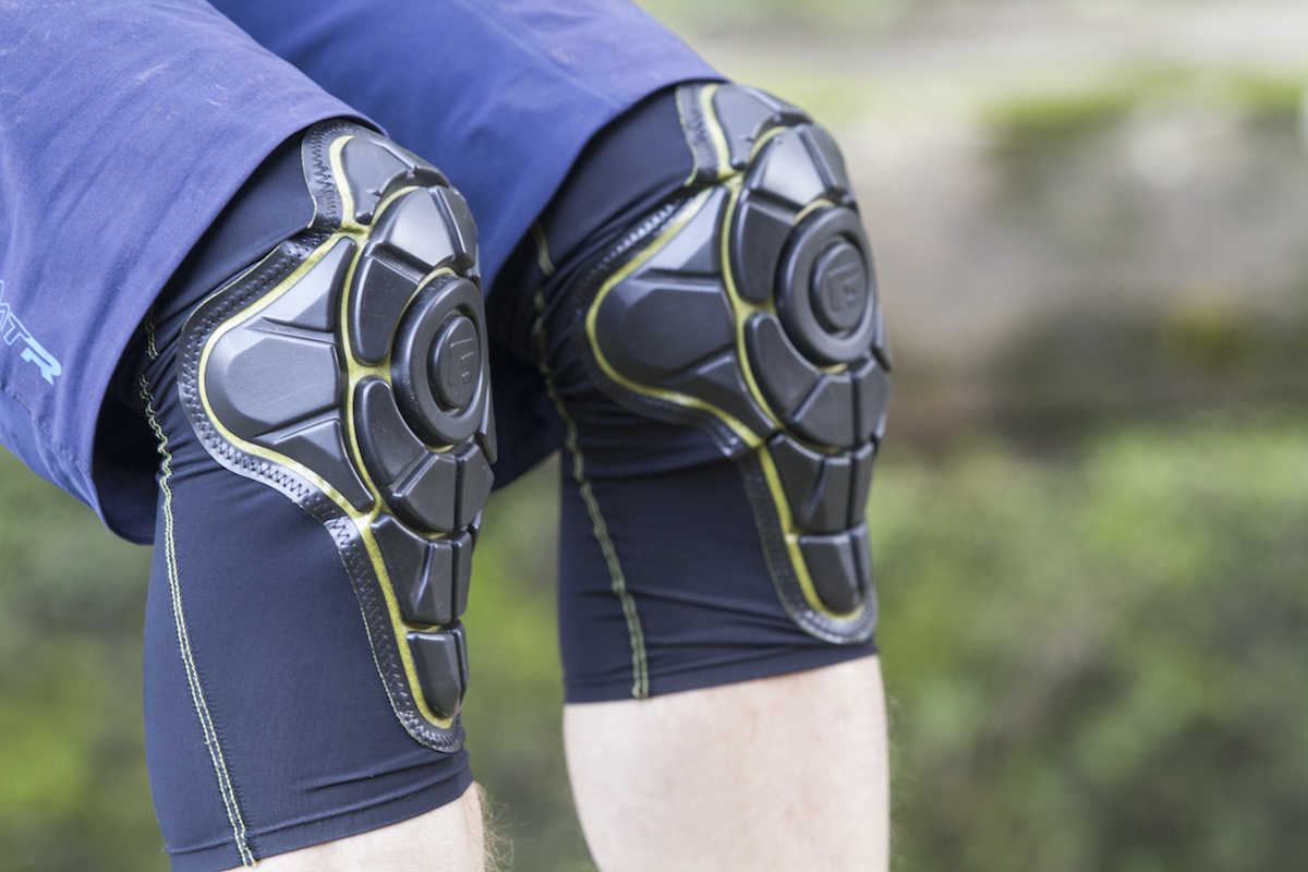 Singletrack Magazine | Review: G-Form Pro-X Knee Pads