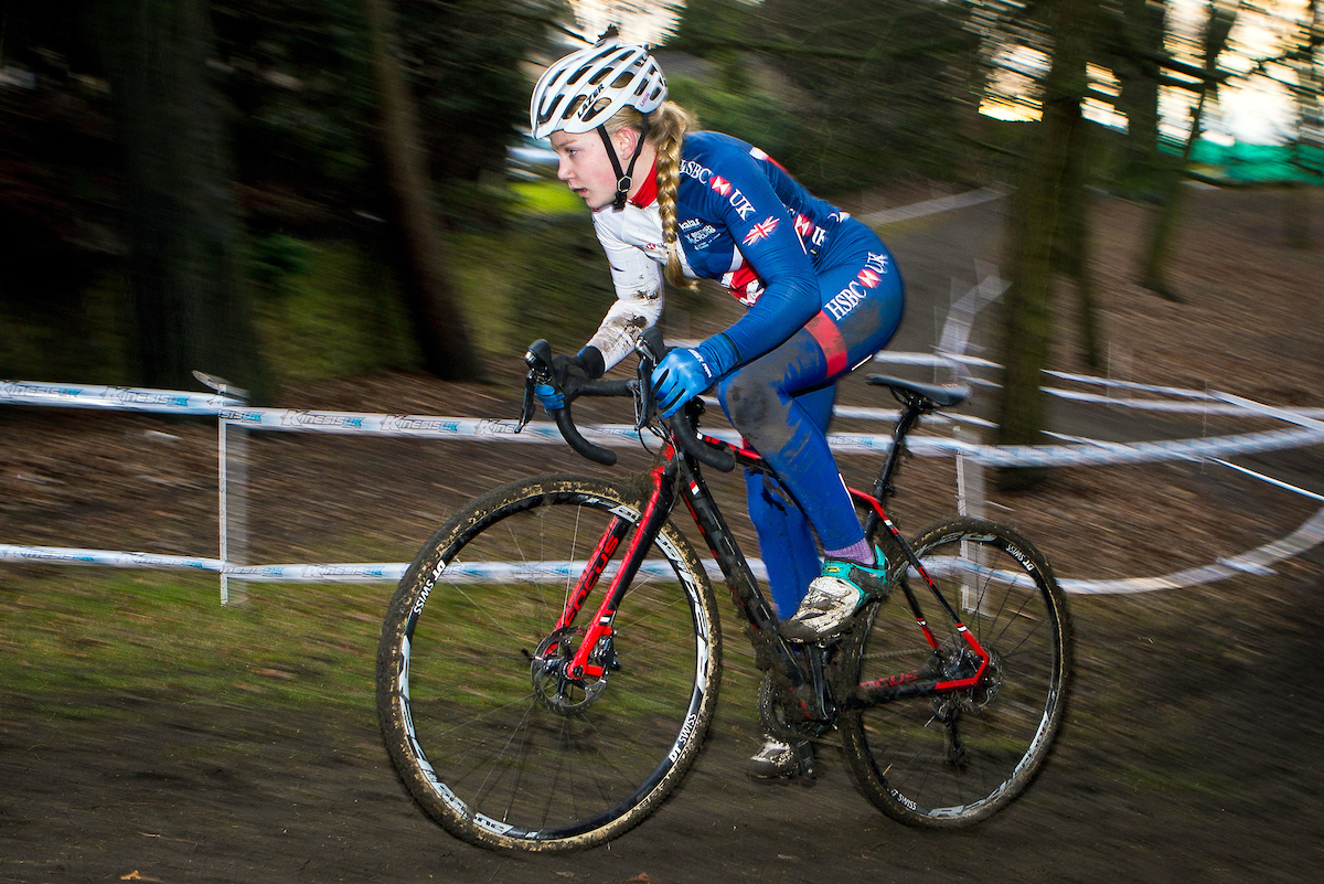 British Cycling Confirms Team And Targets For UCI Mountain
