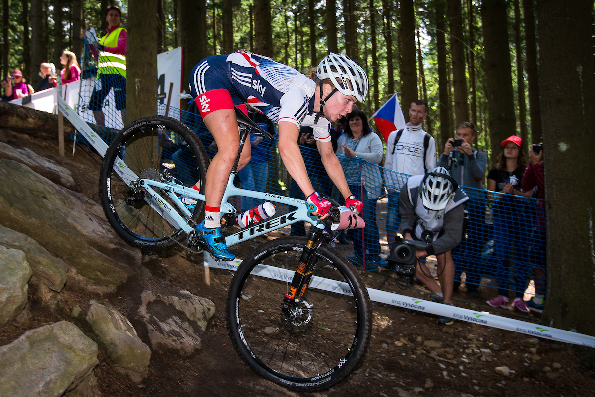 British Cycling Confirms Team And Targets For UCI Mountain Bike