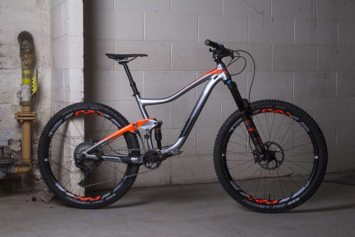 99ca5a225c5 Review: Giant Trance 1 - Singletrack Magazine