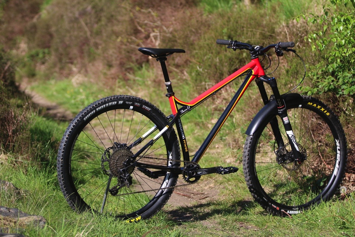 Review: Production Privee Shan GT   Singletrack Magazine