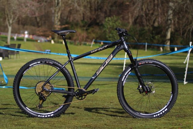 whyte 909 neil halcrow hardtail