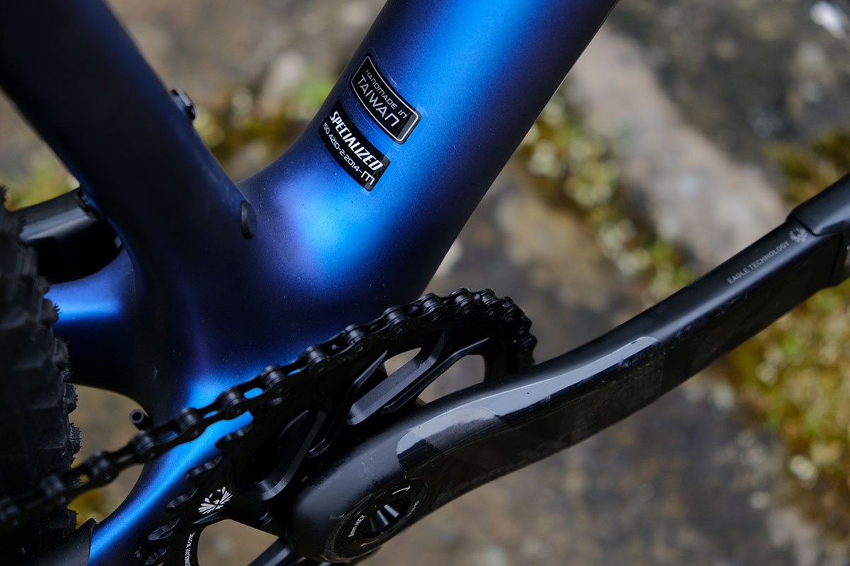 First Look 2018 Specialized S Works Epic Hardtail World