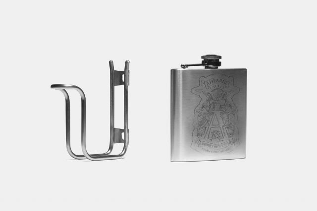 Ahearne flask cage