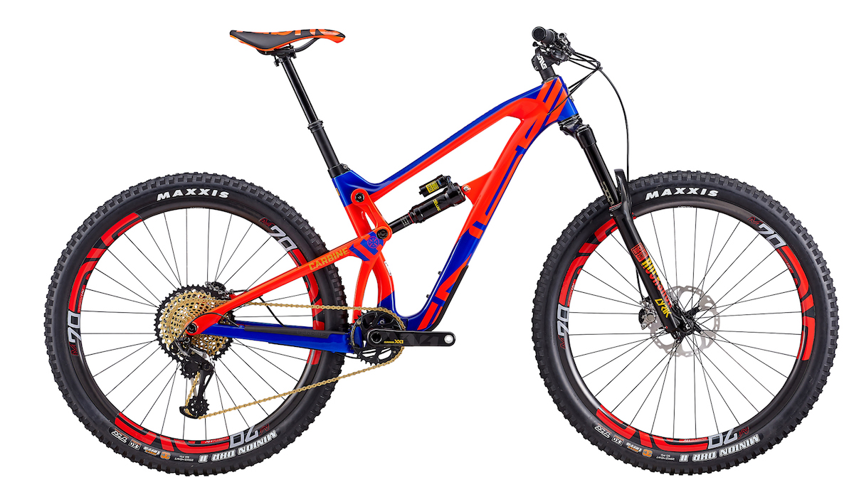 intense carbine factory 29er