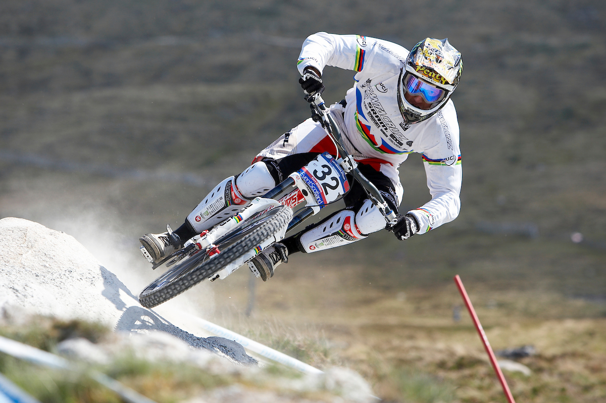 Steve Peat - Fort William