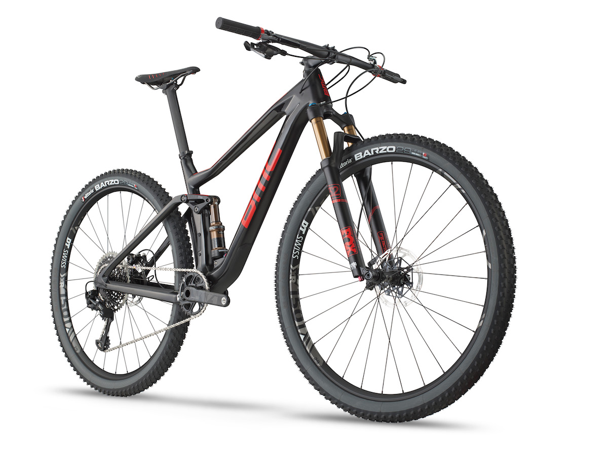 bmc agonist full suspension 29in race bike