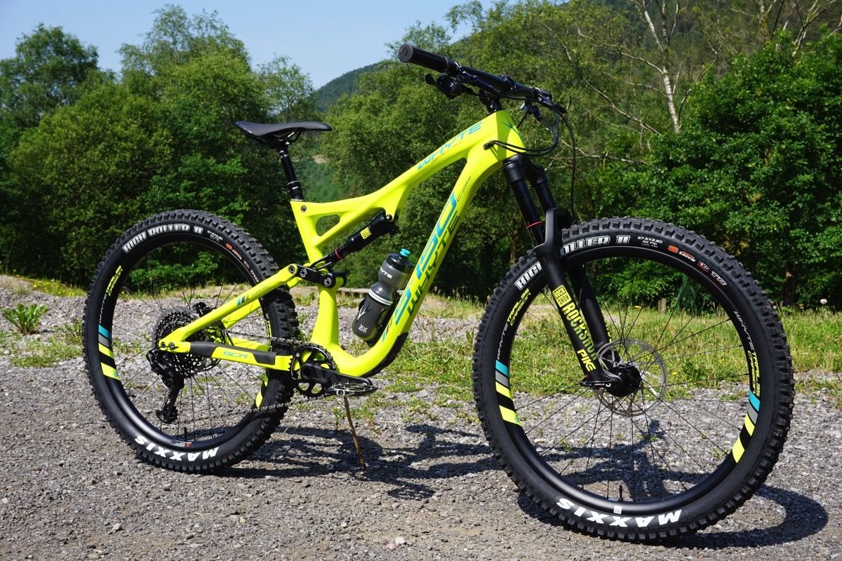Whyte S-150 switch