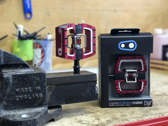 crank brothers mallet pedal