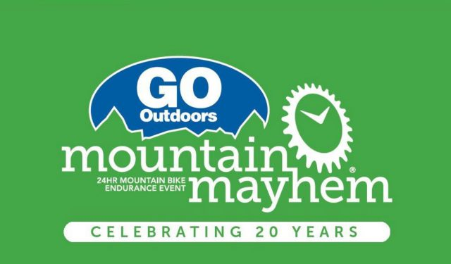 GO Outdoors is the title sponsor of Mountain Mayhem 2017