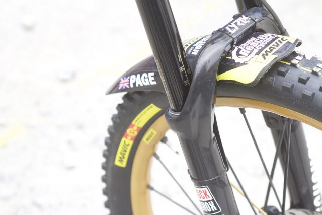 nigel page nukeproof crc chain reaction cycles mega fort william
