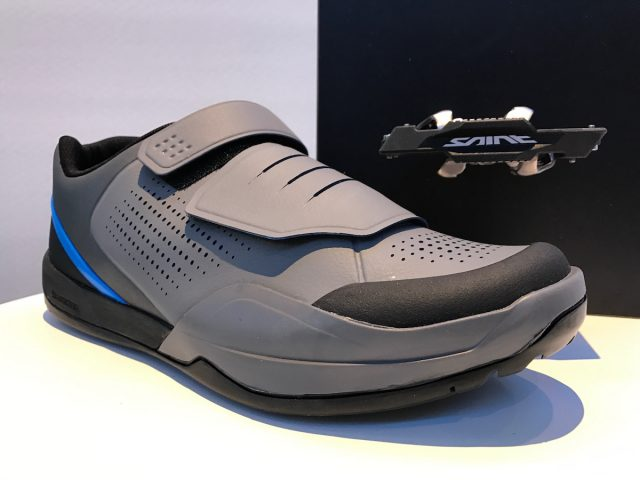 shimano spd shoes flat am9 gr9 am7 gr7 lace michelin rubber