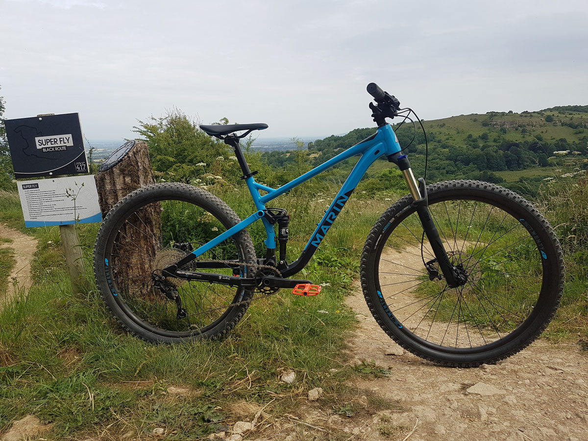 f422165807f 2018 Marin Bikes Range Revealed - Singletrack Magazine