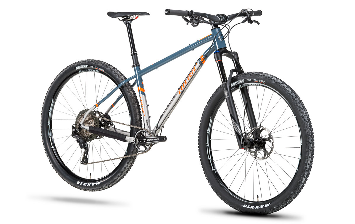 niner sir 9 steel hardtail singlespeed reyolds 853