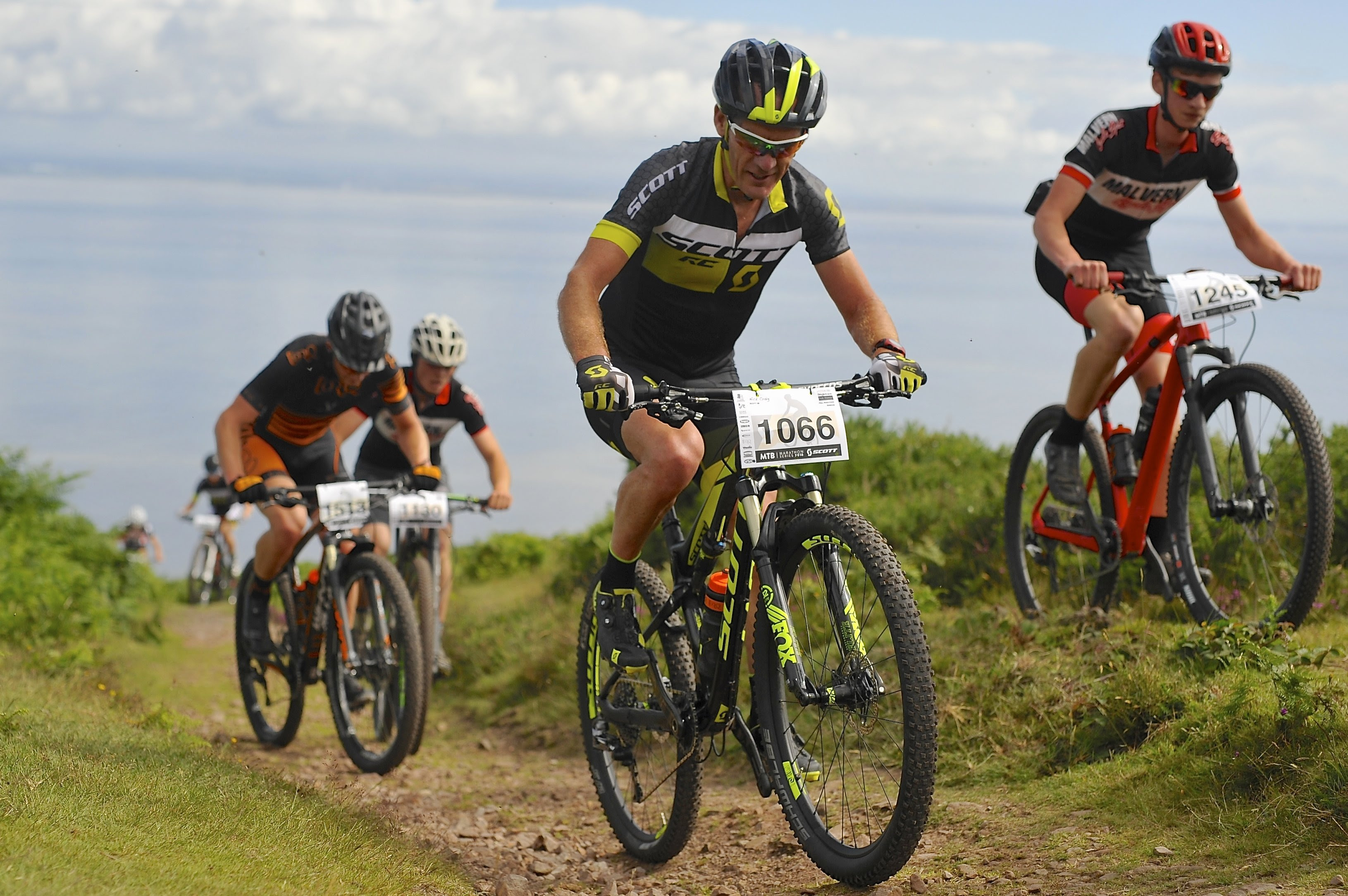 finest selection 8a34e 17865 Video: Behind The Scenes of the Scott MTB Marathon ...