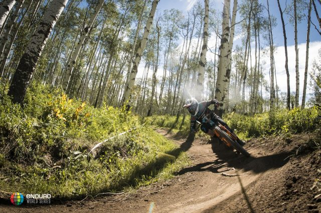 Enduro World Series 2017 - Aspen