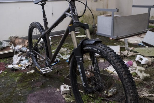 zombie apocalypse btr ranger disgusting dirty moss mould steel hardtail