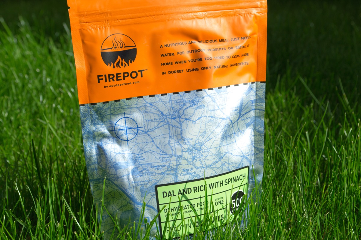 Firepot Dehydrated Food