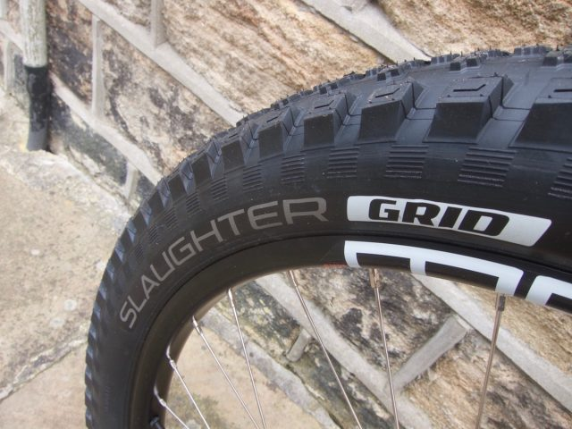 specialized slaughter grid plus tyre tubeless