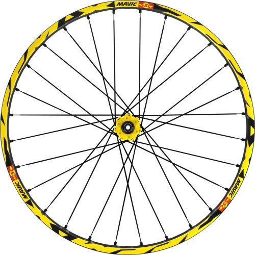 MAVIC 18 - Dmx DH 27,5 - Rear