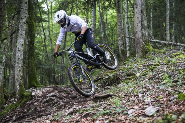 Mavic Deemax - Fabien Barel