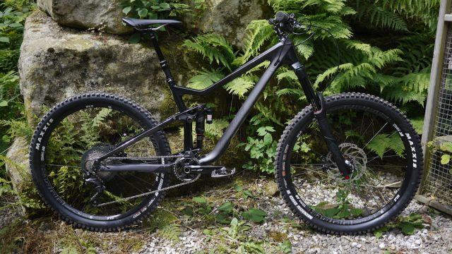 merida one-sixty full suspension
